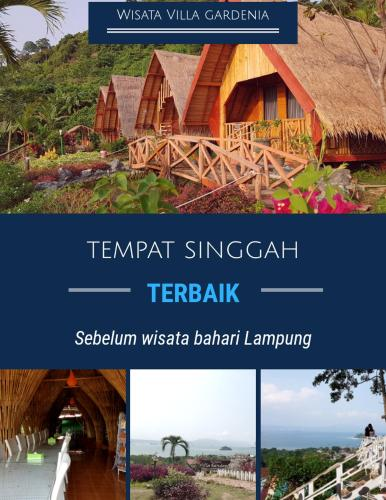 Wisata Villa Gardenia Lampung Bandar Lampung Booking Com