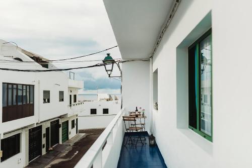 A balcony or terrace at Brisa Del Mar