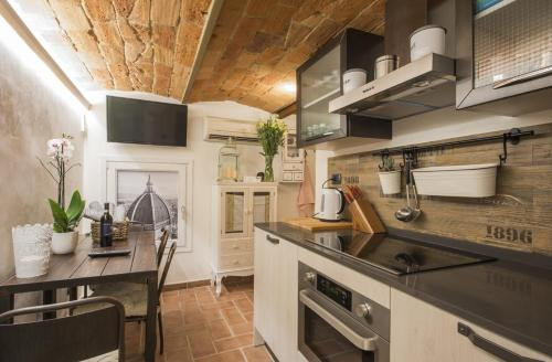 Cucina o angolo cottura di Florence Luxury House