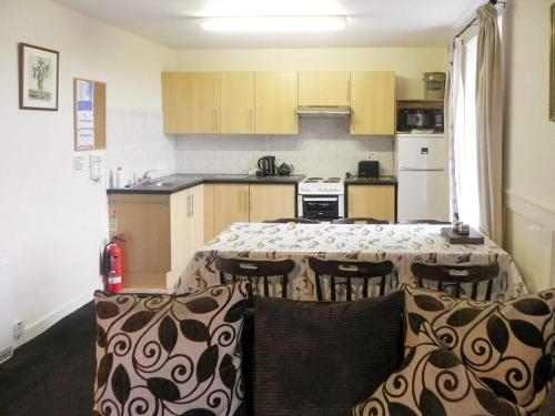 A kitchen or kitchenette at The Nursery