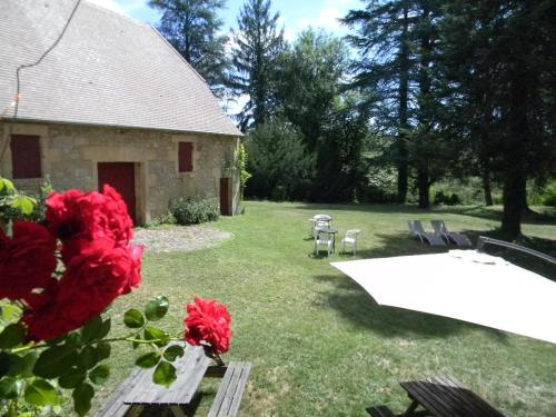 Bed & Breakfast Domaine de la Rigaudie (Frankreich Marquay ...