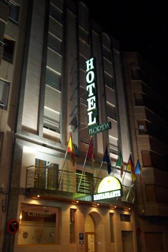 Hotel Florida (España Albacete) - Booking.com