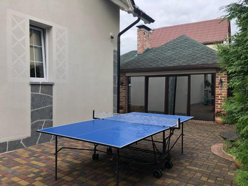 Table tennis facilities at Apartments Shtenvald or nearby