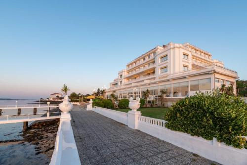 Eurostars Gran Hotel La Toja (Spanje Isla de la Toja ...