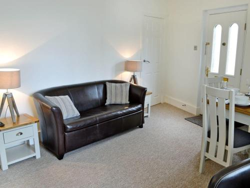 A seating area at Eden Cottage