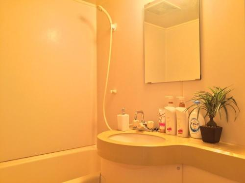 A bathroom at F Mansion / Vacation STAY 977
