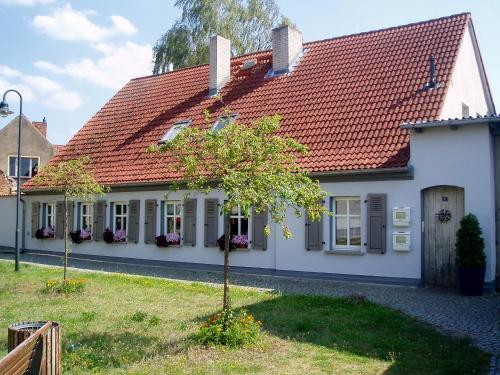Die alte Stadtmühle von Kloster Zinna