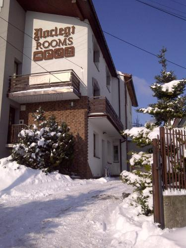 Route 7 Rooms during the winter