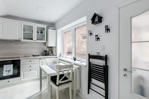A cozinha ou cozinha compacta de Kendall Studio