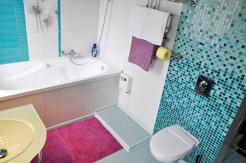 حمام في Studio on Krasnaya Presnya