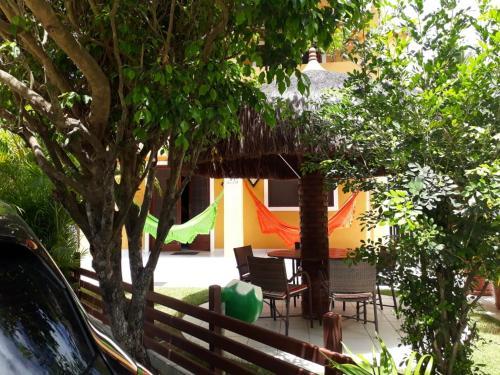 The swimming pool at or close to Casa em Ponta de Mangue Maragogi-AL
