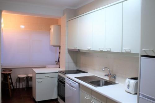 A cozinha ou kitchenette de Belle View Apartment