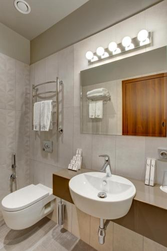 Ванная комната в V Hotel Sadovaya
