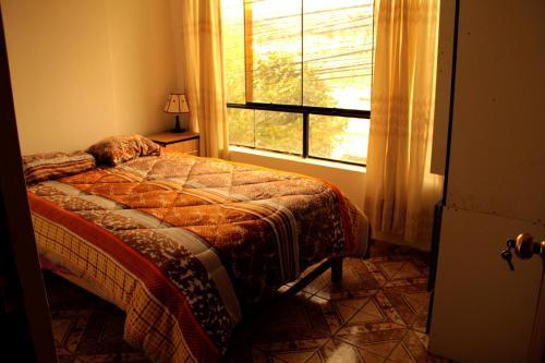 Cama o camas de una habitación en Apartment Victoria
