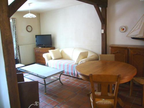 Istumisnurk majutusasutuses Villa Mignonne