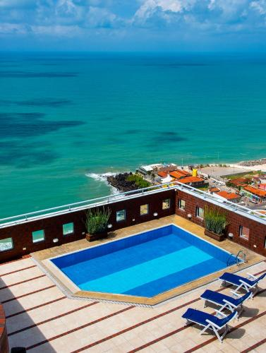 The swimming pool at or near Othon Suites Natal