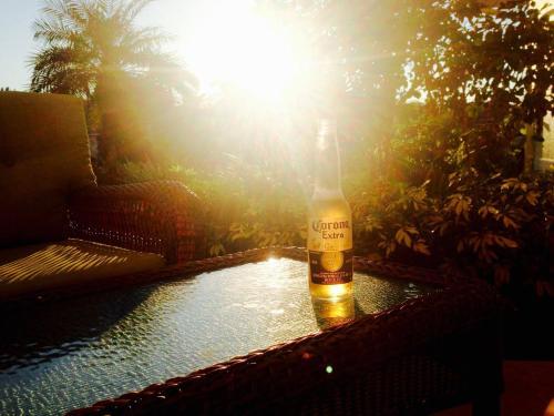 Der Swimmingpool an oder in der Nähe von Villa Tortuga - Place to Relax