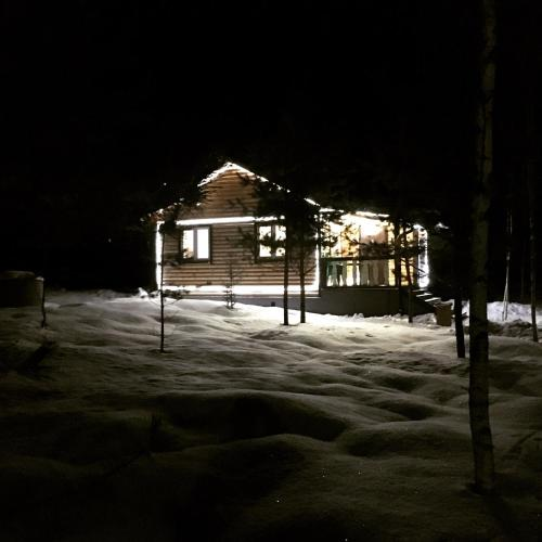 Русский Двор зимой