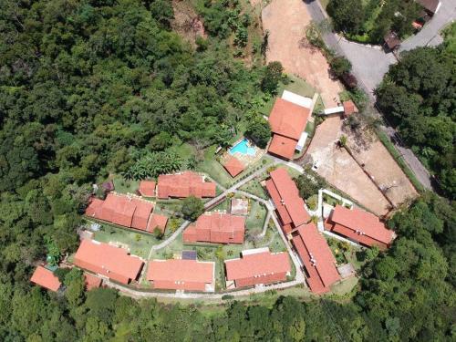 A bird's-eye view of Guaramiranga Apart Monte Verde