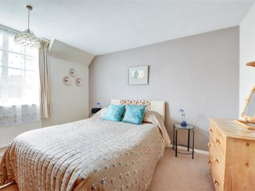 A bed or beds in a room at Apartment Nevill