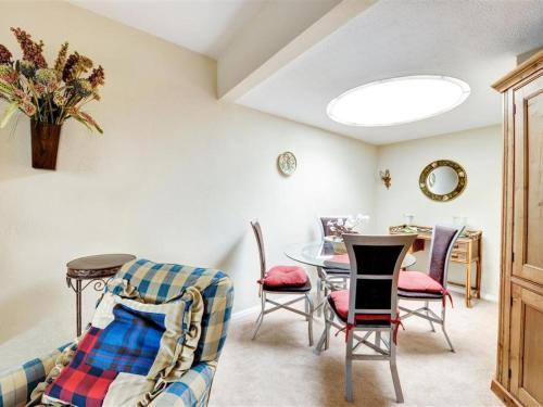 A seating area at Apartment Nevill