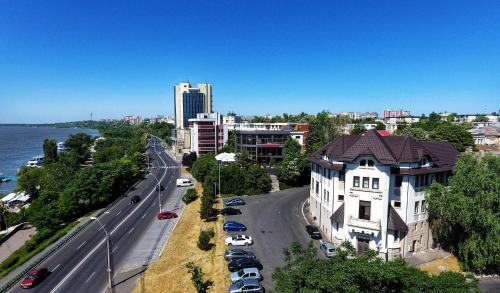 A bird's-eye view of Citadel Aparthotel