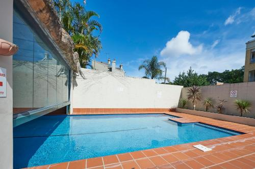 The swimming pool at or near Waldorf Randwick Serviced Apartments