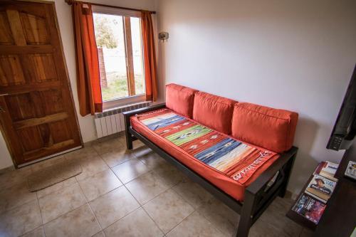 Un lugar para sentarse en Las Agachonas Apart