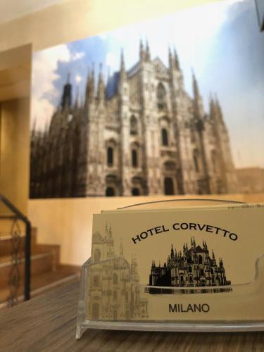 Hotel Corvetto Milano (Italia Milán) - Booking.com