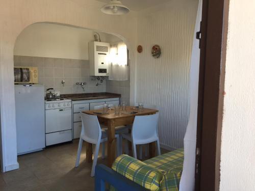 Una cocina o kitchenette en Canaima 144 D1