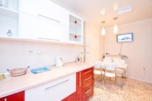 Ванная комната в Apartment Centre Nemiga 12