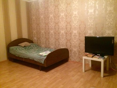 Кровать или кровати в номере Sweet home
