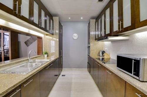 A kitchen or kitchenette at GuestReady - SouthRidge