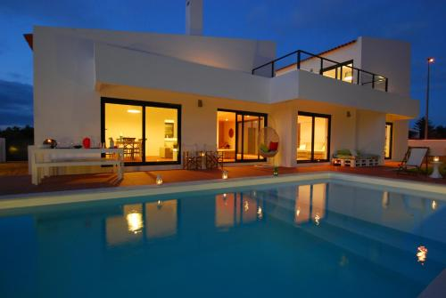 The swimming pool at or near Comporta Villas & Suites
