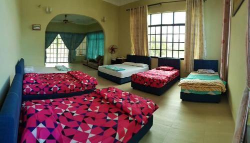 Cama o camas de una habitación en chelishome
