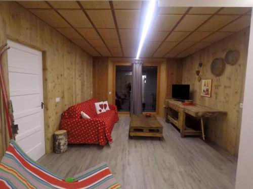 Area soggiorno di Appartamento SALIC