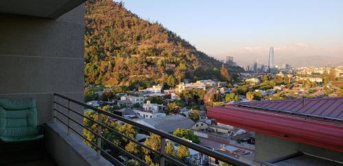 Un balcón o terraza de Apartamento Patio Bellavista
