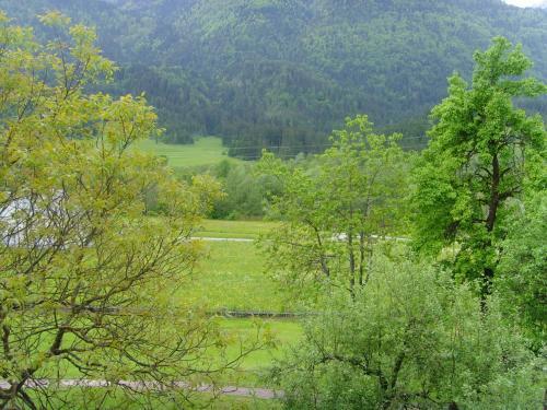 Naturlandschaft in der Nähe des Aparthotels