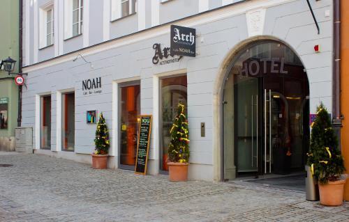Altstadthotel Arch - Neues Haus