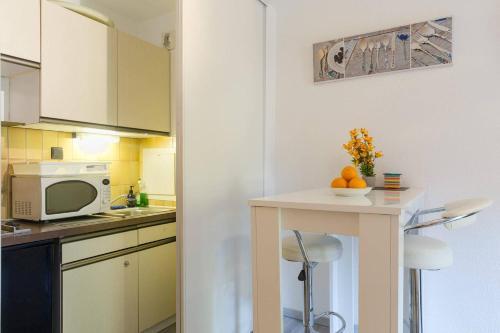 Küche/Küchenzeile in der Unterkunft ⭐️The Pfeffel   Unbeatable location  Petite Venise