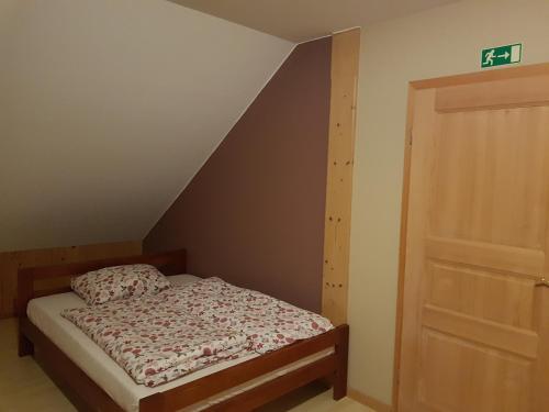 Postelja oz. postelje v sobi nastanitve Slovenia Resort apartments & rooms