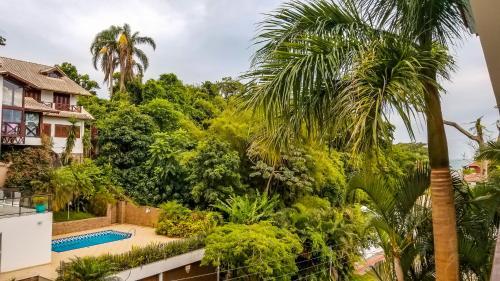 Vista de la piscina de BECO DOS MILIONÁRIOS, CANAJURÊ o alrededores