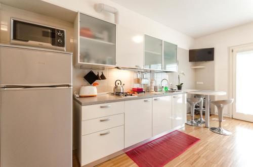 Cucina o angolo cottura di Appartamento Emilio