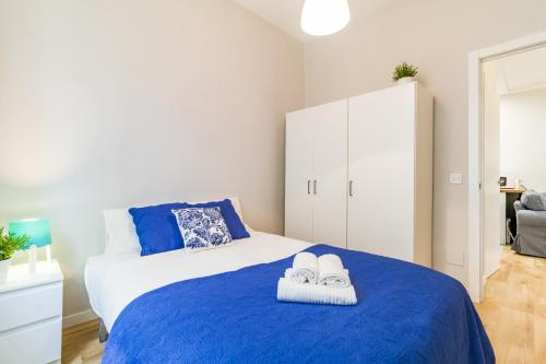 A bed or beds in a room at PYR Select Chopera II