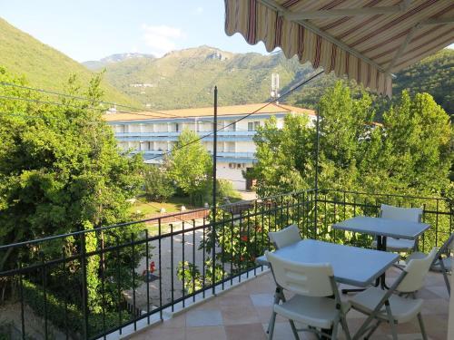 Balkon oz. terasa v nastanitvi Apartments an der Opatija Riviera 26629
