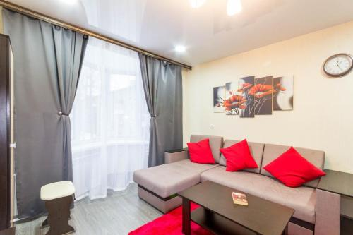 Zona d'estar a Petergof Apartment