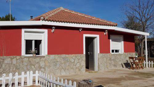 Casa Los almendros