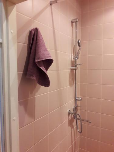 Ванная комната в BM Hostel V. Novgorod
