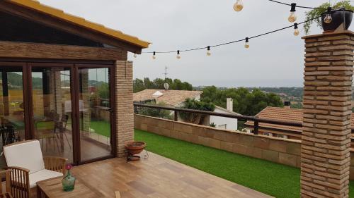 Casa de temporada Casa Hecmar (Espanha Roda de Bará ...