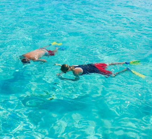 The swimming pool at or near Makayla Palms